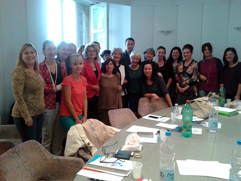 Program obuke za organizatore male skole